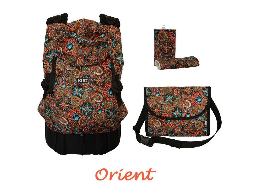 KiBi ochranné návleky Orient