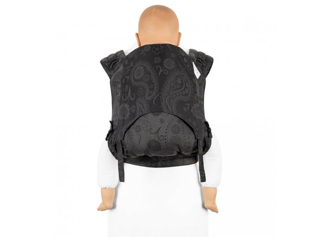 Fidella FlyClick Toddler Persian Paisley Charming Black