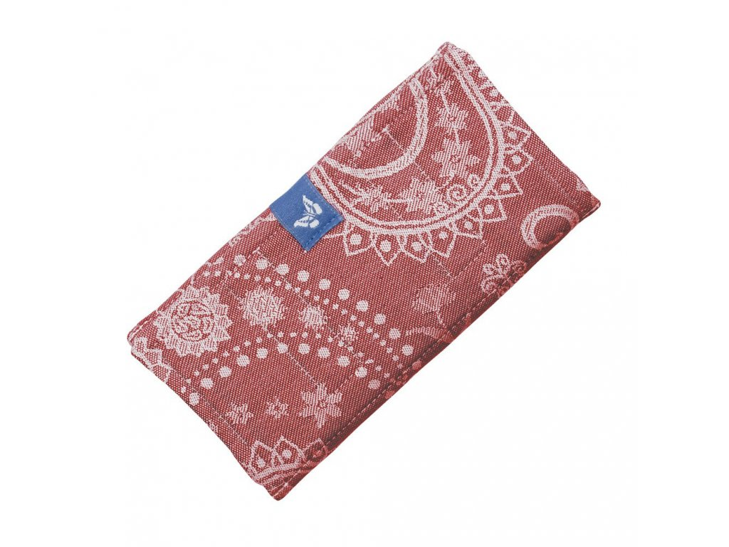 Fidella ochranné návleky Persian Paisley Ruby Red
