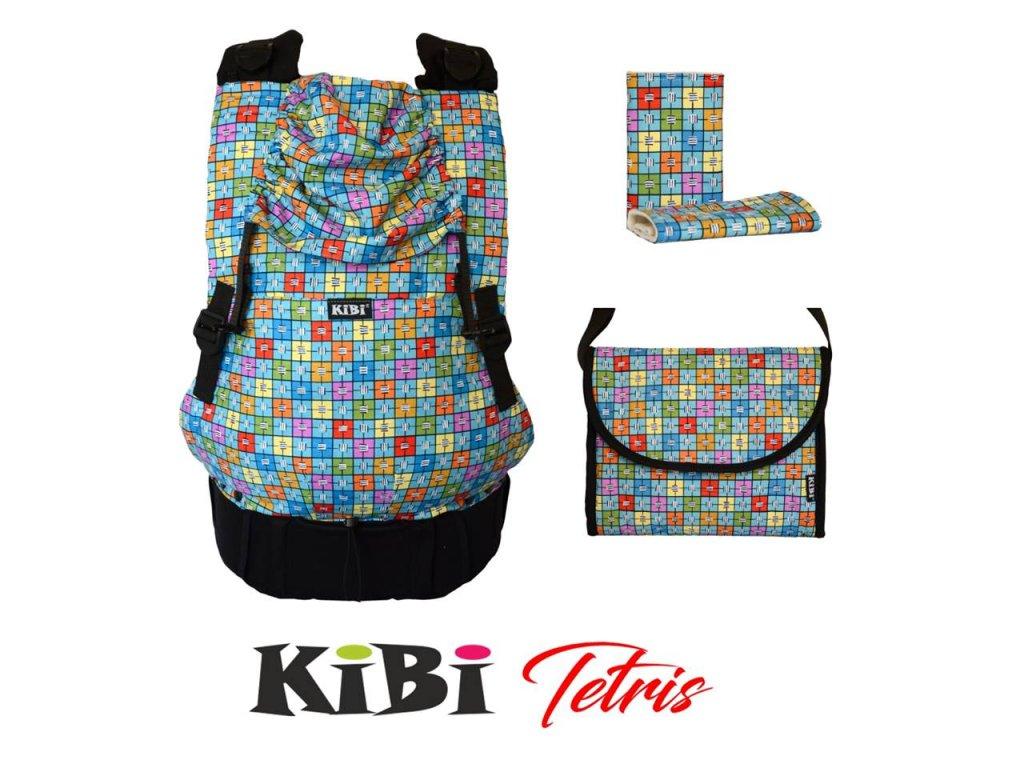 KiBi Taška 3v1 Tetris