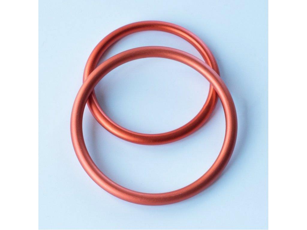 854 ring sling krouzky oranzove