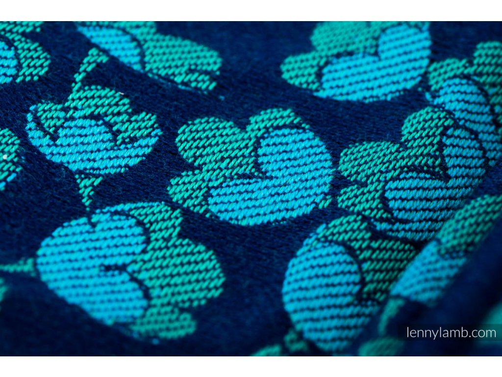 LennyLamb Finesse Turquoise Charm