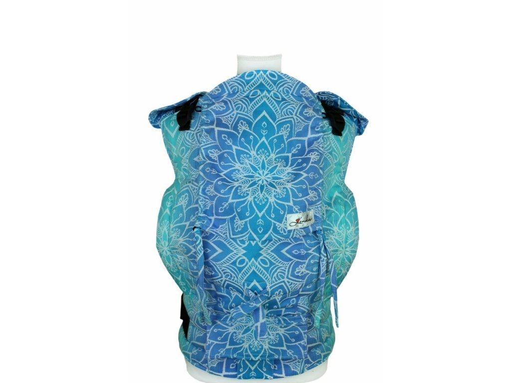 Lenka nosítko 4ever Mandala Modrá