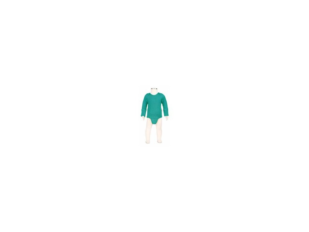 Manymonths body/tričko merino 18 Royal Turquoise