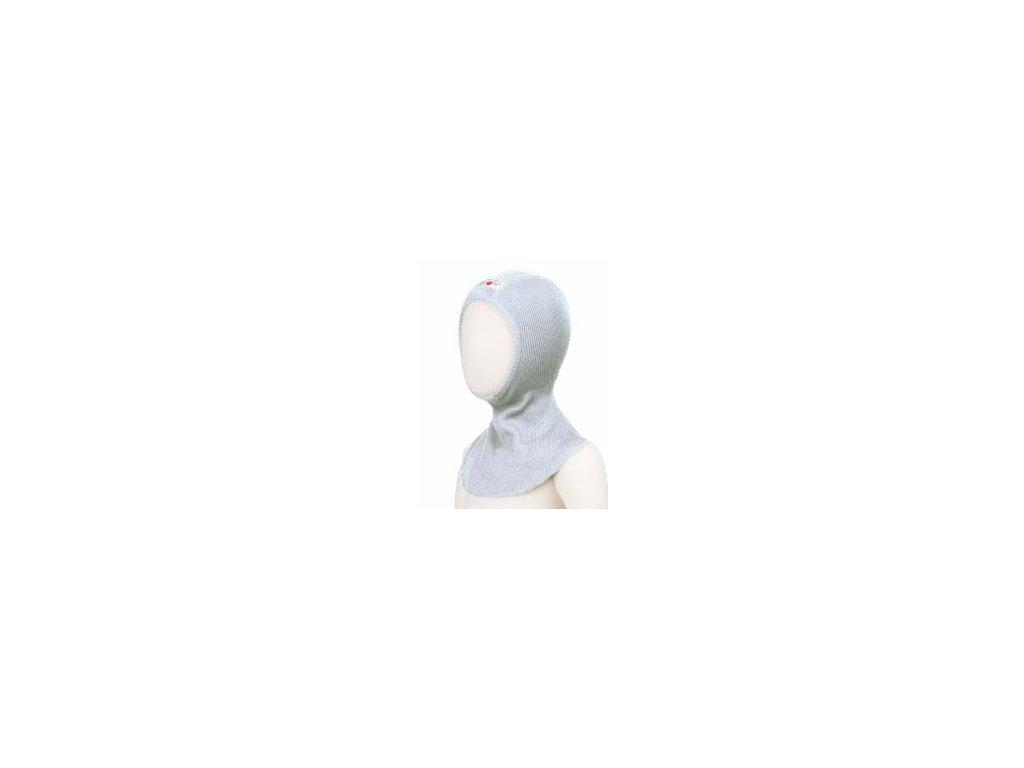 Manymonths sloní čepice mer.18 Bright Silver