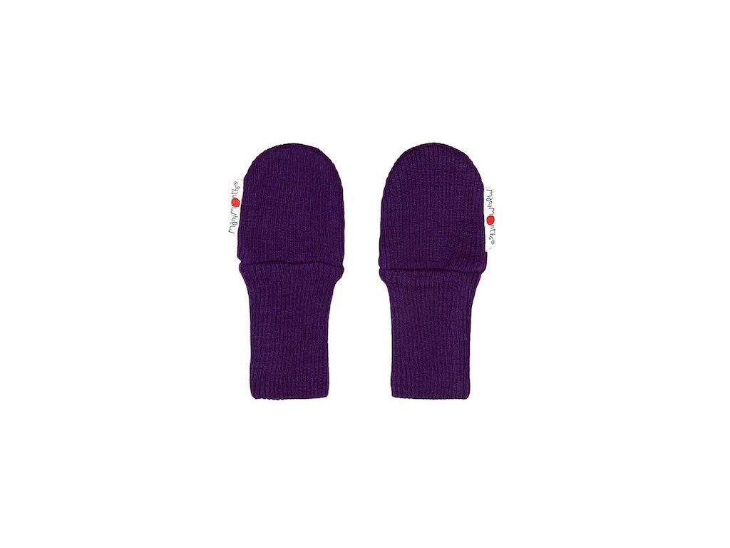 Manymonths rukavice bez palce 18 Majestic Plum