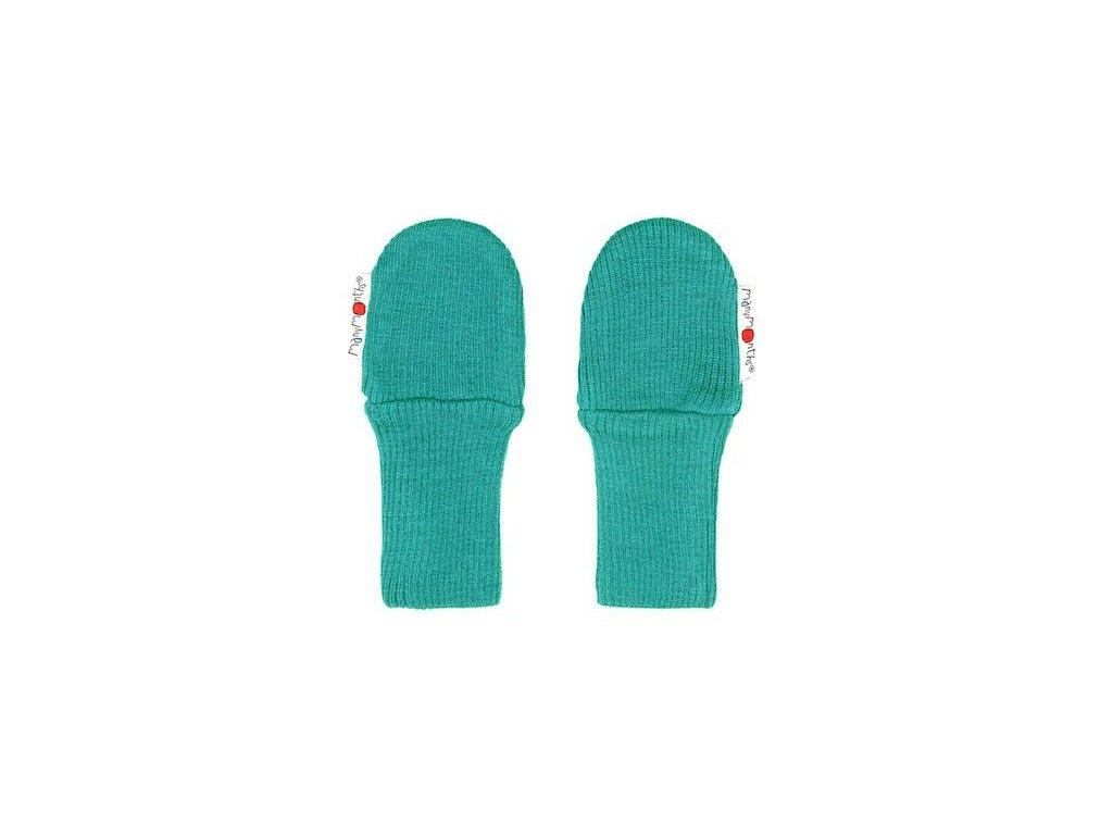 Manymonths rukavice bez palce 18 Royal Turquoise
