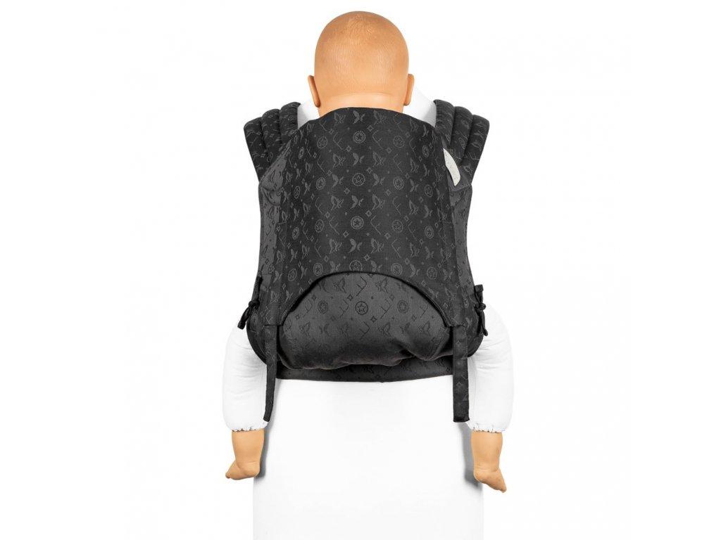 Fidella FlyTai Toddler size Saint Tropez Charming Black