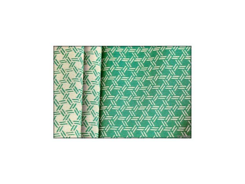 Yaro Basket Emerald