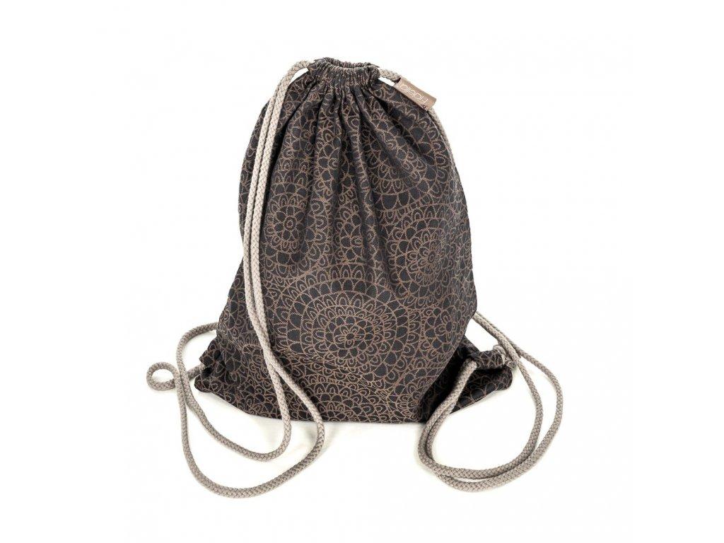Fidella Bag Mosaic Mocha Brown