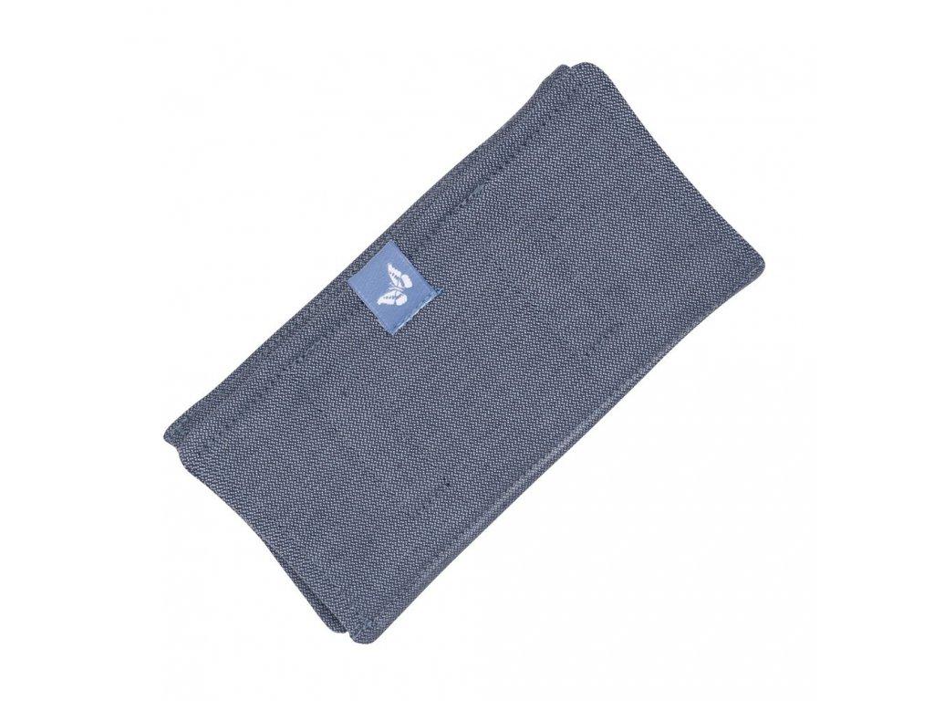 Fidella ochranné návleky Chevron Denim Blue
