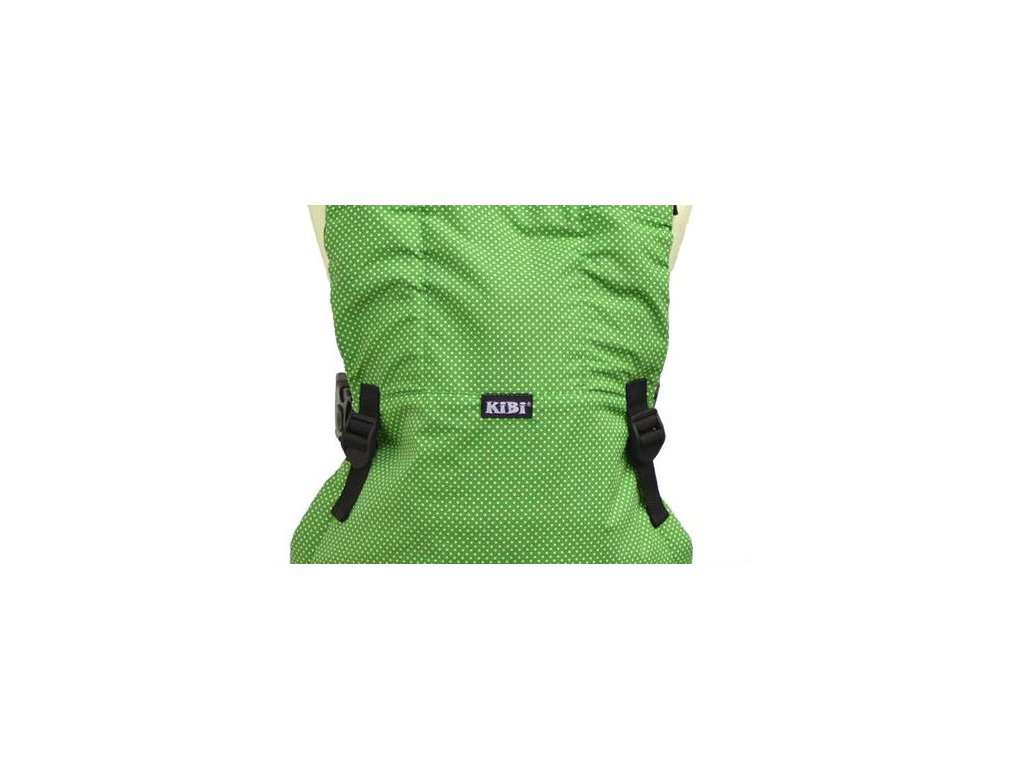 ergonomické nosítko KiBi EVO Zelené