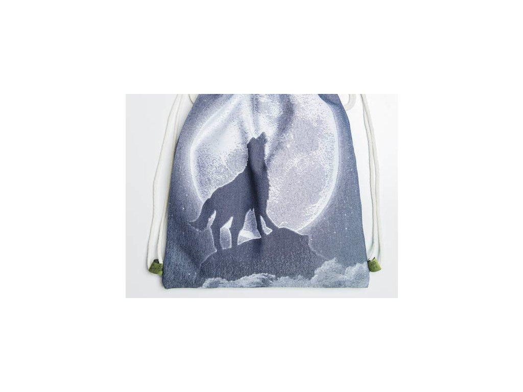 LennyLamb Sackpack Moonlight Wolf