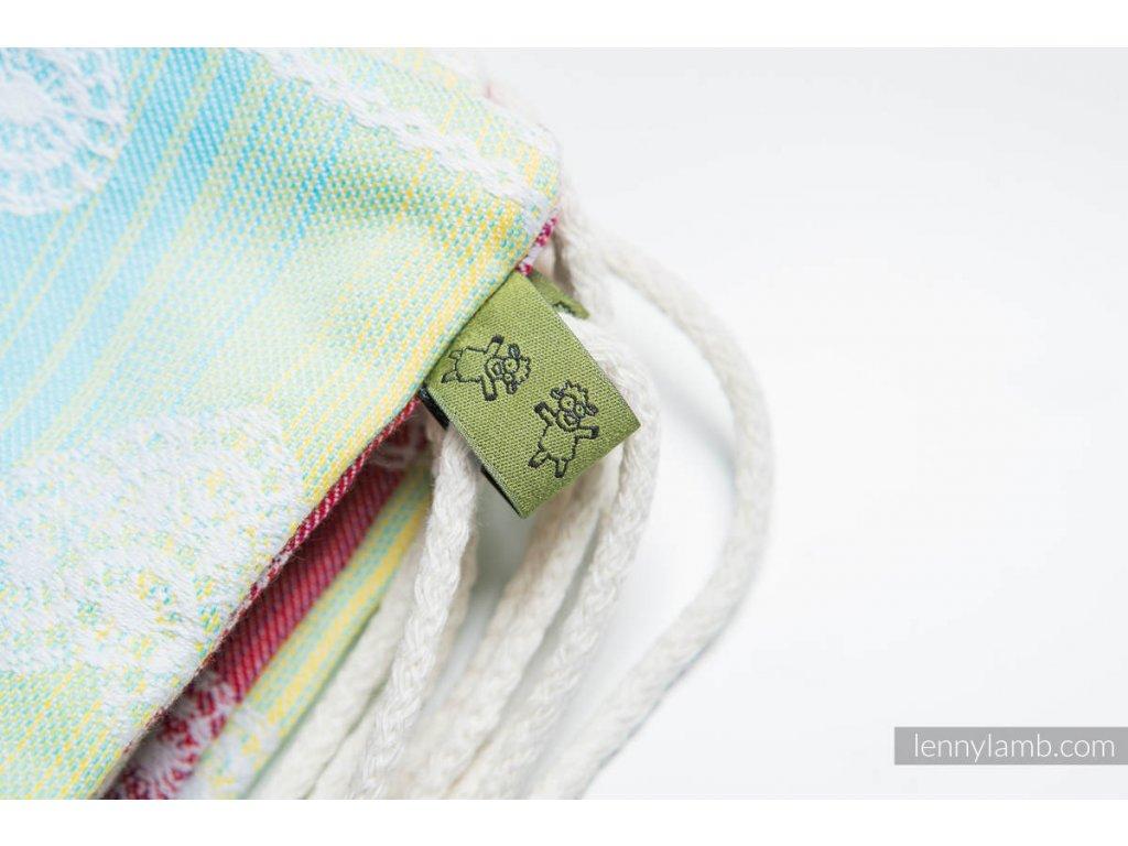 LennyLamb Sackpack Rainbow Lace