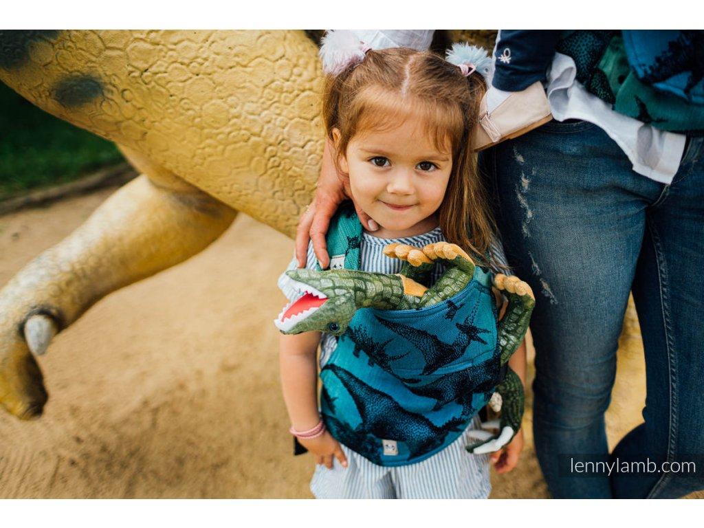 LennyLamb nosítko na panenky Jurassic Park