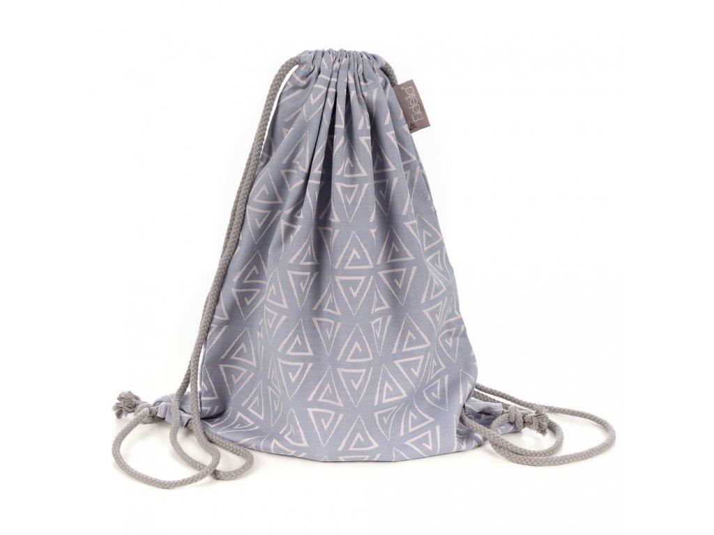 Fidella Bag Paperclips Ash Blue