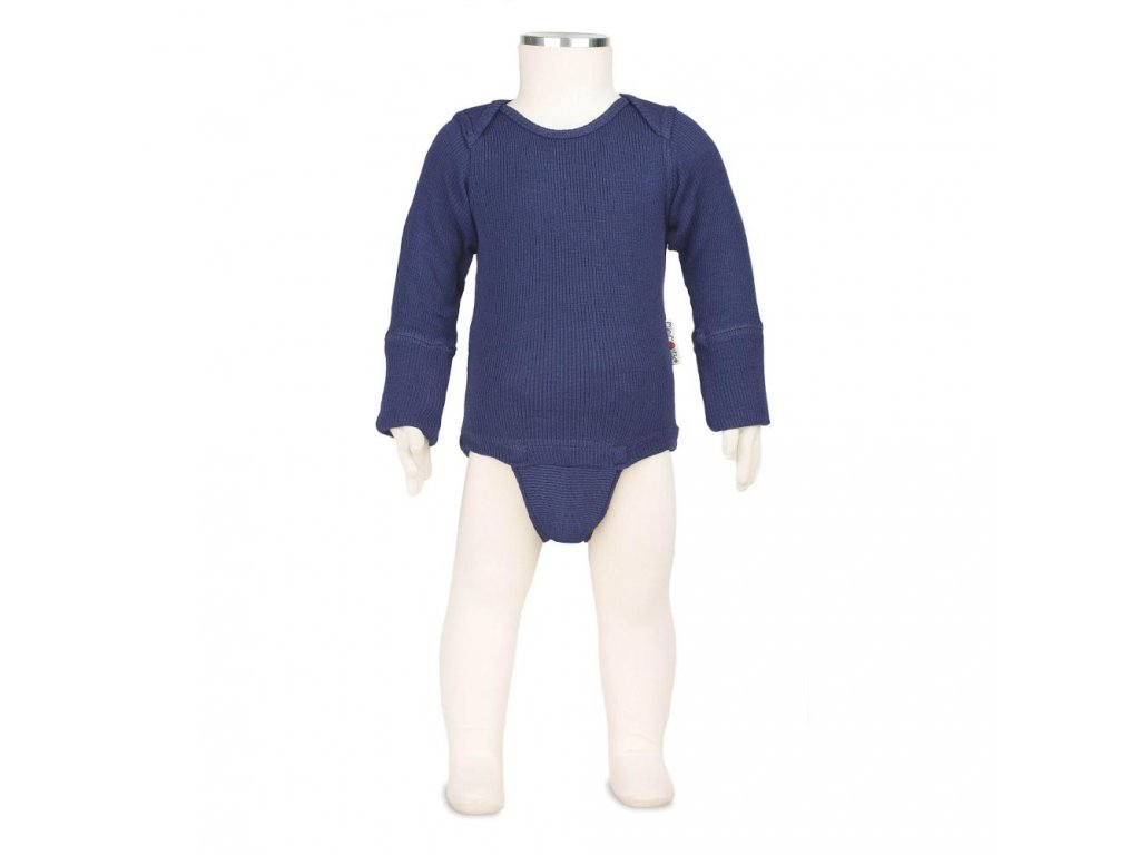 Manymonths body/tričko merino 19 Night Sky
