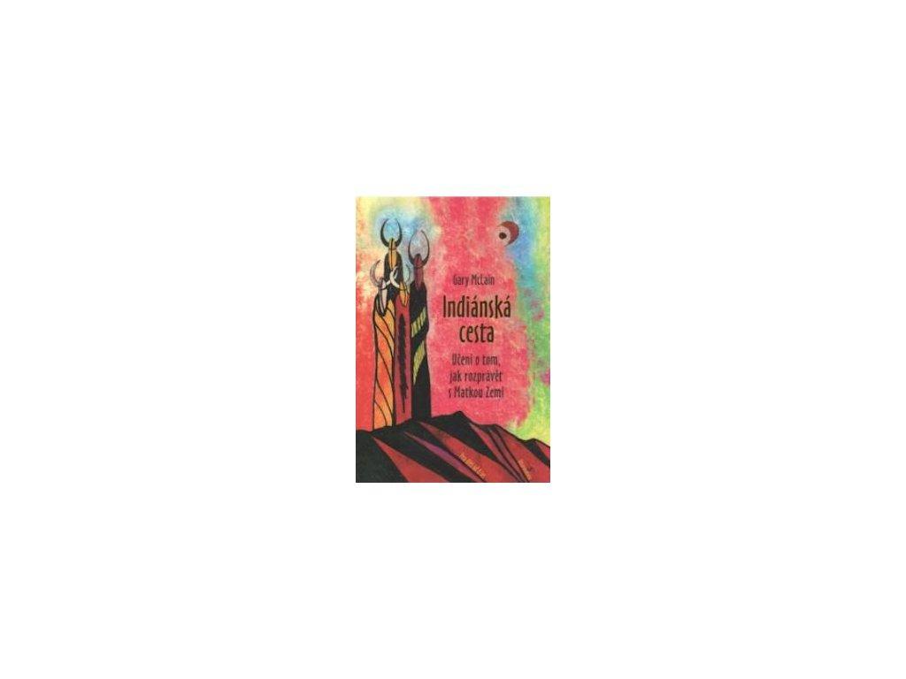 Kniha Indiánská cesta