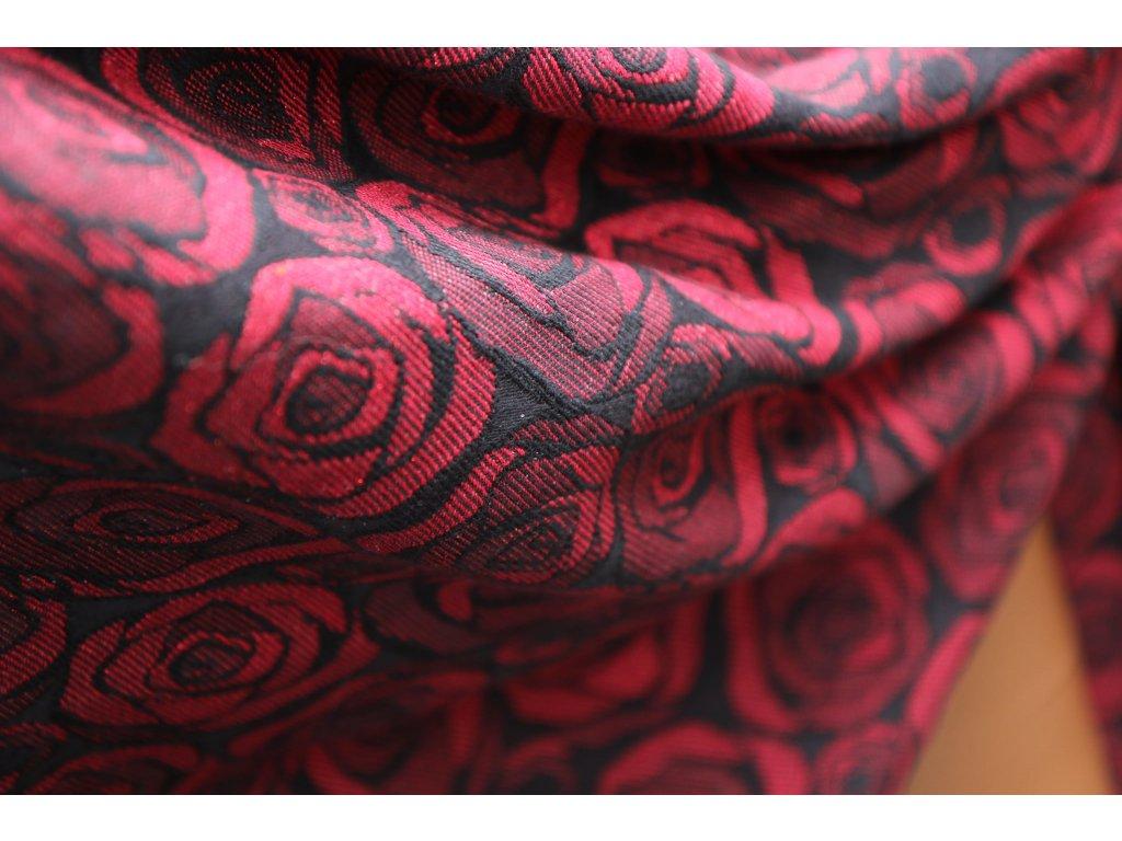 Yaro Roses Duo Red Black Glam
