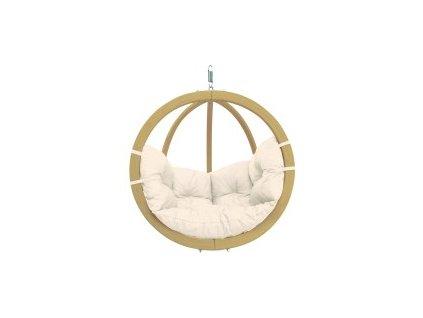houpací křeslo Globo chair Natura