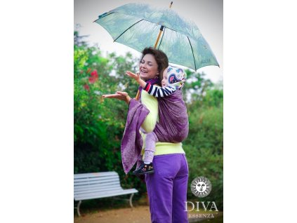Diva Essenza Viola 50 % len
