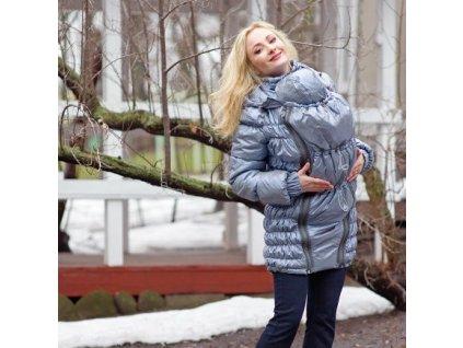 Diva Milano kabat jarní/podzimní  3 v 1 Perla
