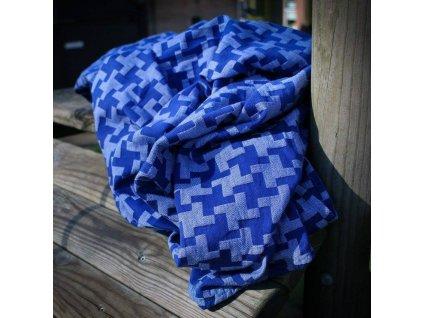 Yaro Ring Sling Tetra Dark-Blue