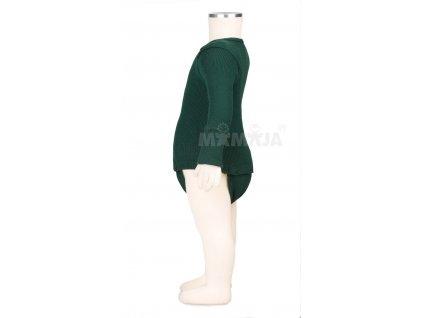 Manymonths body/tričko merino 16 Sequoia Green
