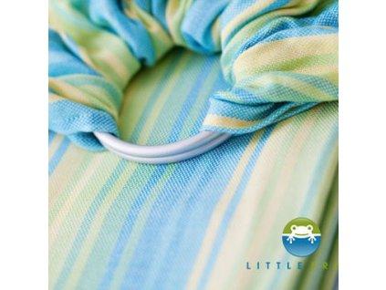 Little Frog Ring Sling Aventurine 45 % bambus