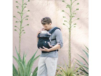 Ergobaby novorozenecká vložka Original Grey