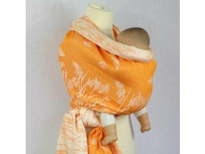 Šátek ŠaNaMi - Obilí