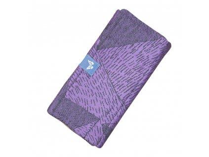 Fidella ochranné návleky Tangram Art Purple