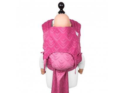 Fidella FlyTai Toddler size Zen Super Pink