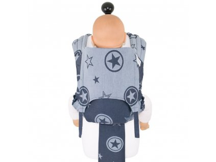 Fidella FlyTai Toddler size Outer Space Blue