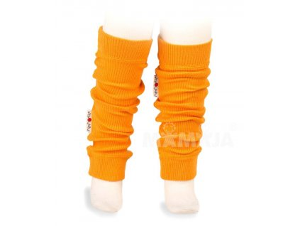 Manymonths návleky na ruce a nohy Saffron Yellow