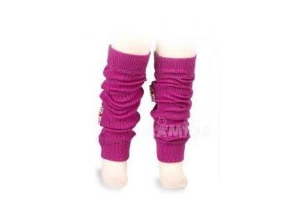 Manymonths návleky na ruce a nohy Violet Lotus