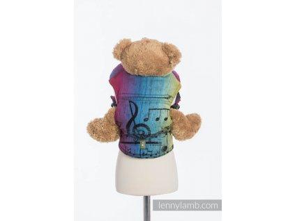 LennyLamb nosítko na panenky Symphony Rainbow Dark