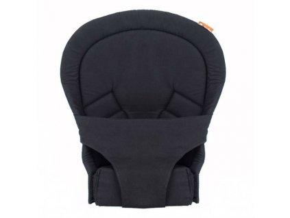 TULA Novorozenecká vložka do nosítka Insert New Black