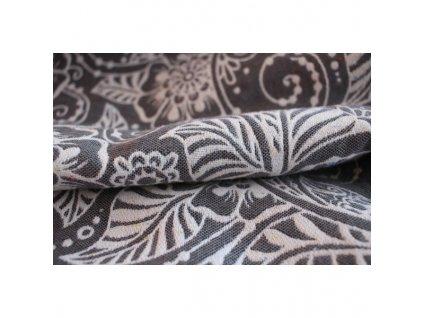 Yaro Ava Contra Grey Confetti 1% polyester