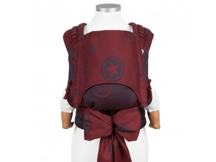 Fidella FlyTai Babysize Outer Space Ruby Red