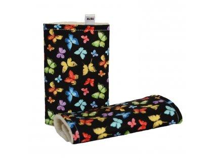KiBi ochranné návleky Butterfly
