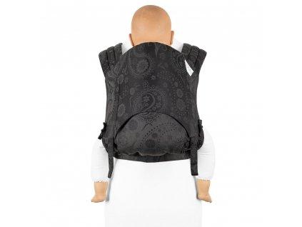 Fidella FlyTai Toddler size Persian Paisley Charming black