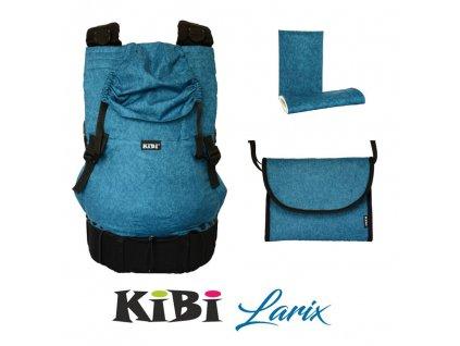 KiBi Taška 3v1 Larix