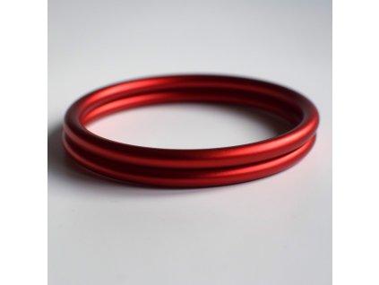 Ring Sling kroužek Červený