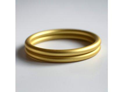 Ring Sling kroužek zlatý