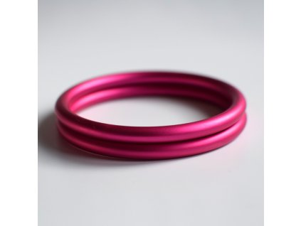 Ring Sling kroužek tmavě růžový