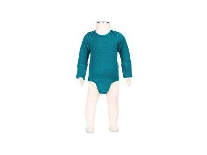 Manymonths body/tričko merino 17 Mykonos Waters