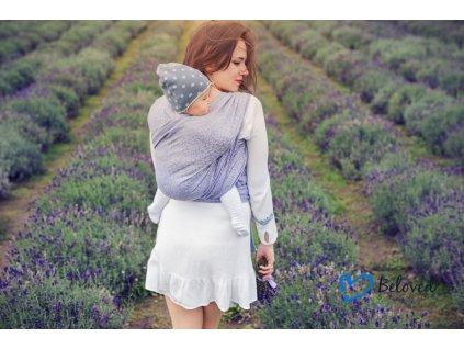 Beloved Linen & Silk Flourish