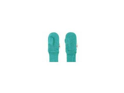 Manymonths rukavice s palcem 18 Royal Turquoise