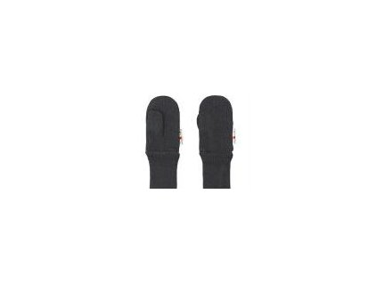 Manymonths rukavice s palcem  17 Foggy Black